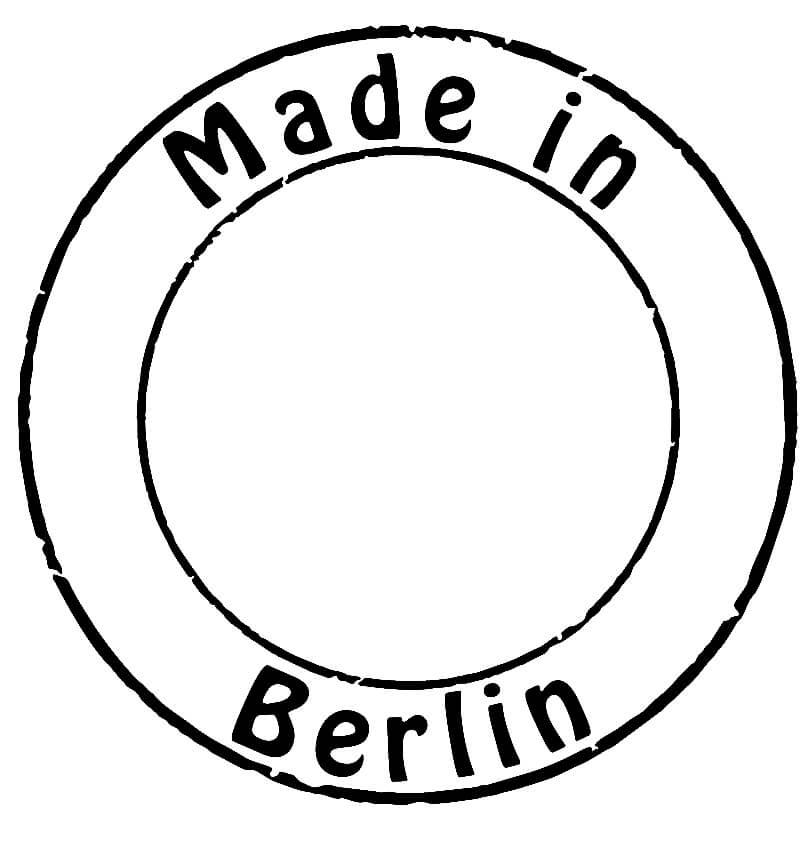 Berlin Stempel