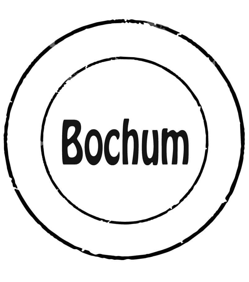 Bochum Stempel