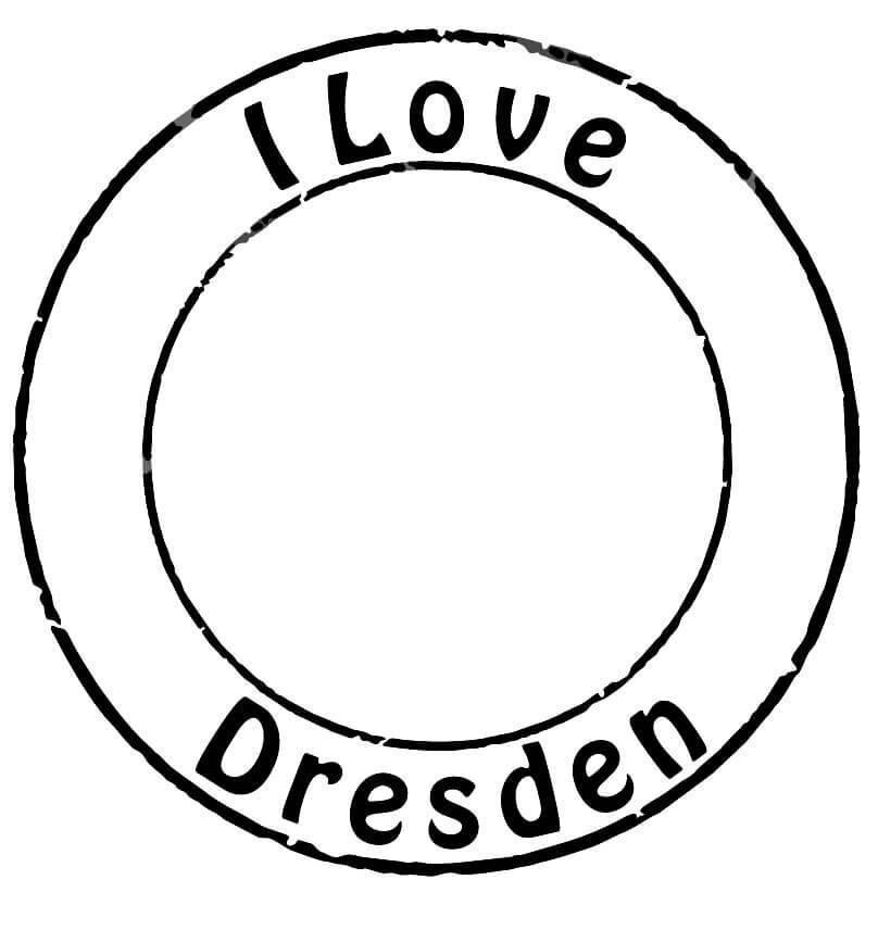 Dresden Stempel
