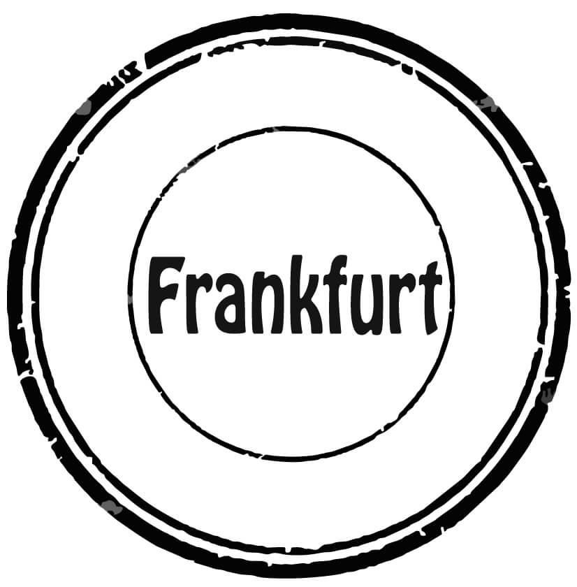 Frankfurt Stempel