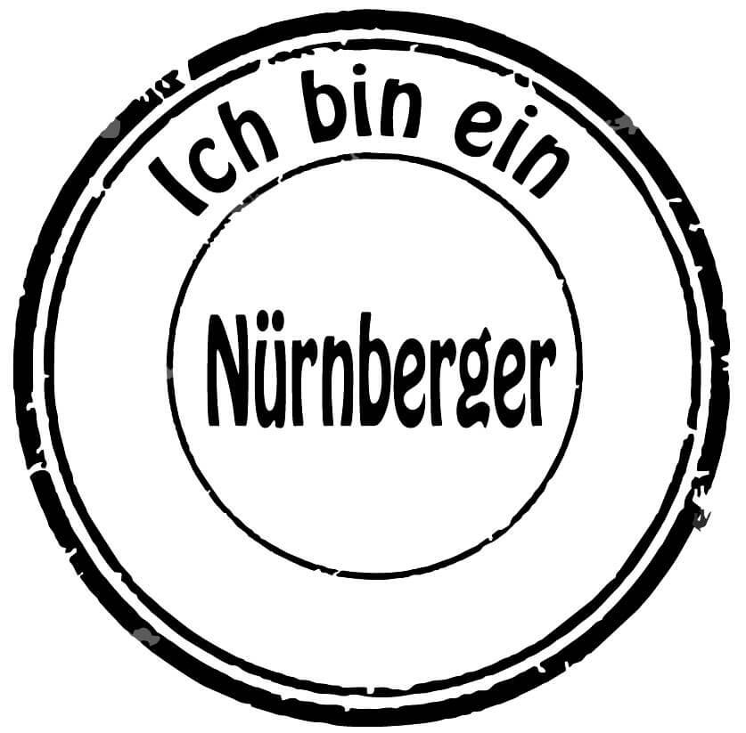 Nürnberg Stempel