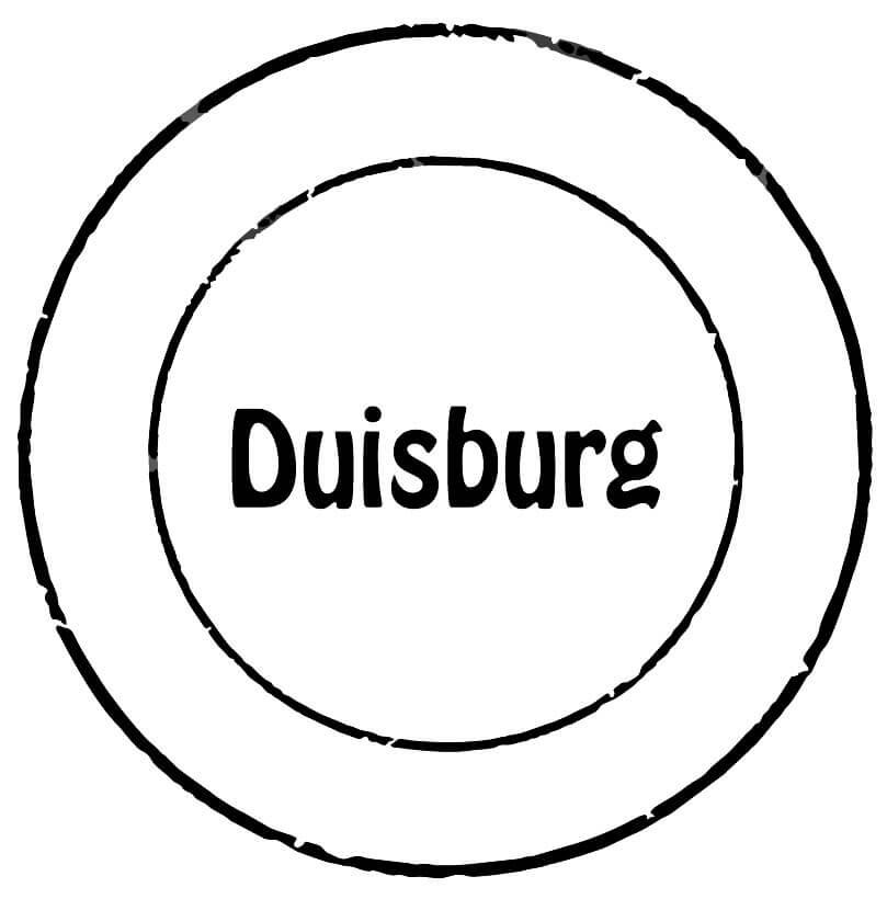 Duisburg Stempel