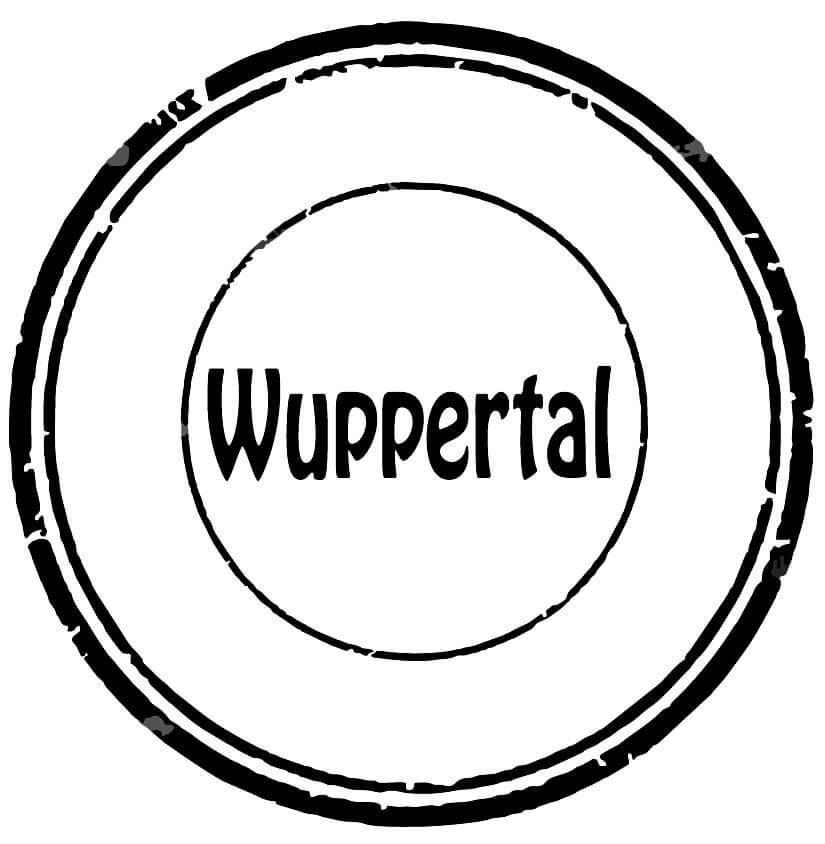 Wuppertal Stempel