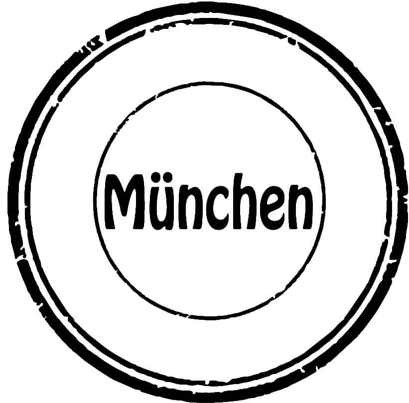 München Stempel