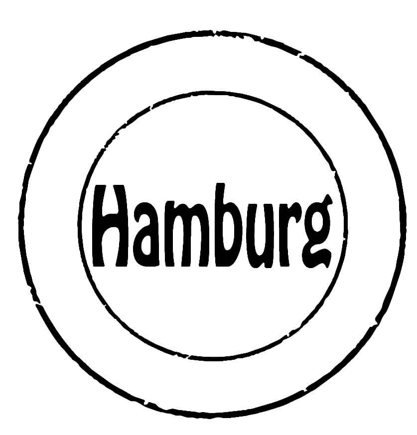 Hamburg Stempel