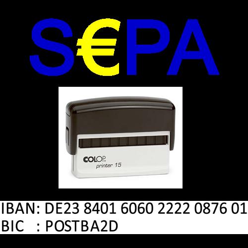 SEPA Stempel