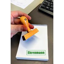 Ehrenmann Stempel