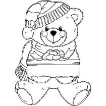 motivstempel_teddy_mit_geschenk