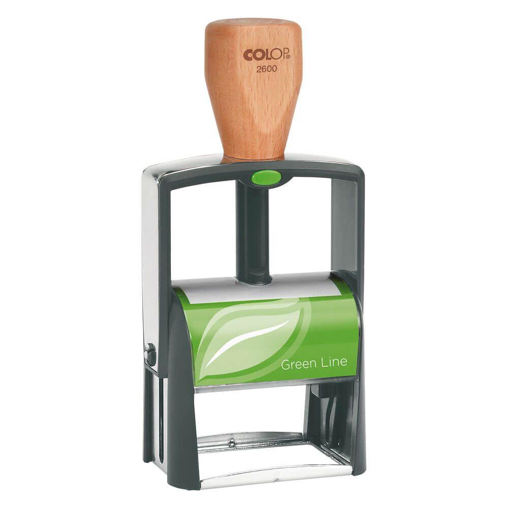 COLOP-Classic-2600-Green-Line