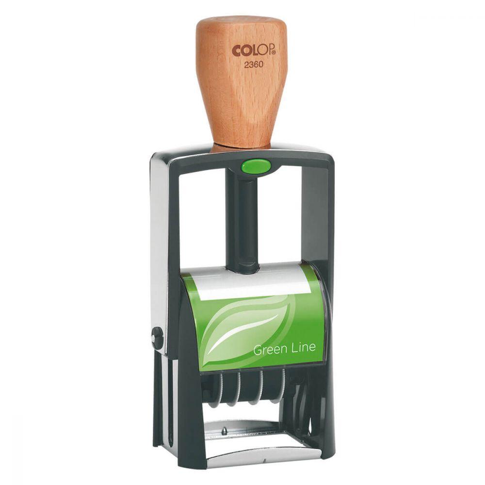 COLOP-Classic-2360-Green-Line