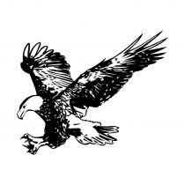 Adler Motiv Stempel