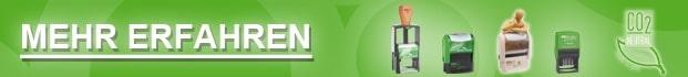 Greenline Stempel | Umweltfreundliche Stempel in allen Größen und Formaten